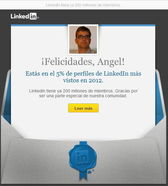 2013-02-14 Linkedin 5% perfiles más vistos