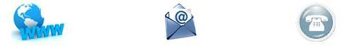 web-correo-teléfono