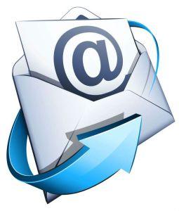 email pequeño